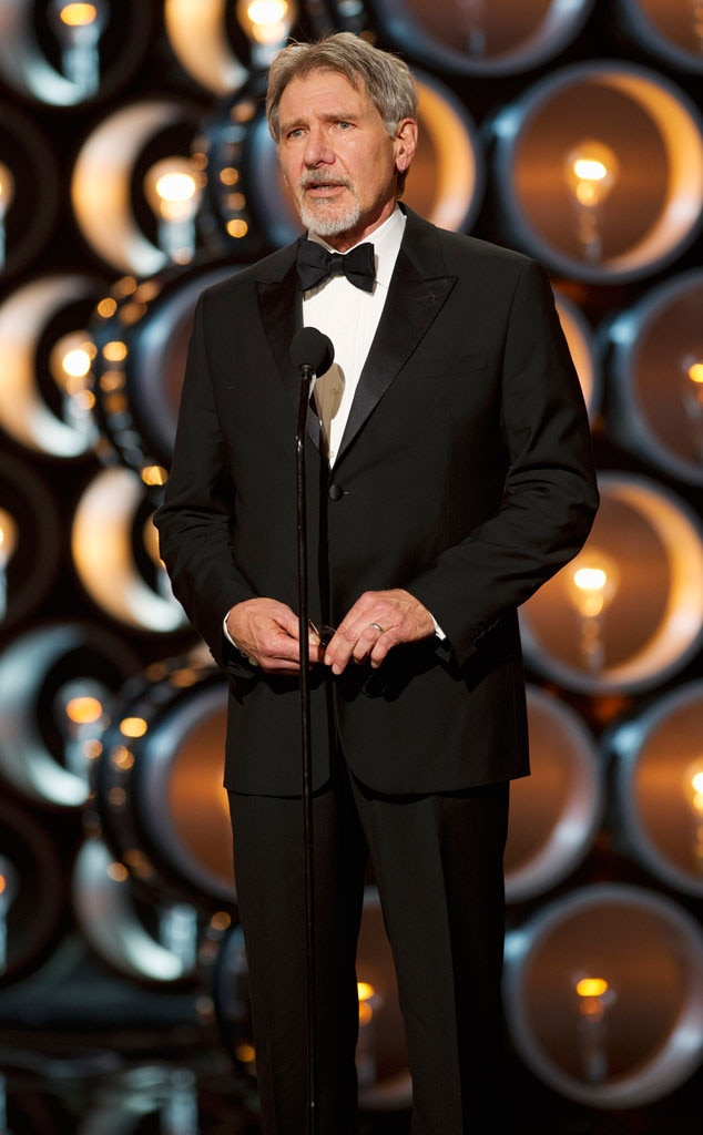 Harrison Ford, Oscars Presenters