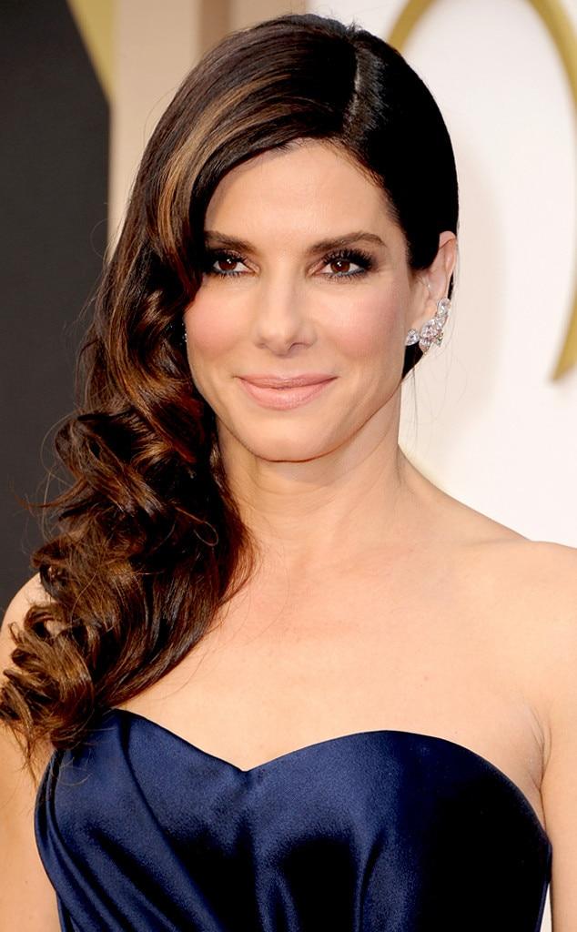 Sandra Bullock from Beauty Police: 2014 Oscars Sandra Bullock