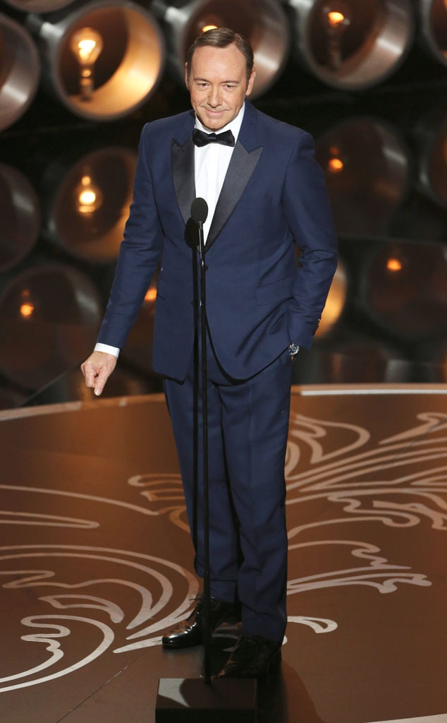 Kevin Spacey, Oscars Presenters