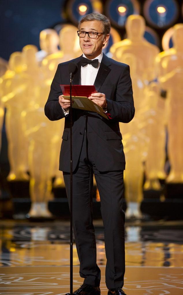 Christoph Waltz, Oscars Presenters