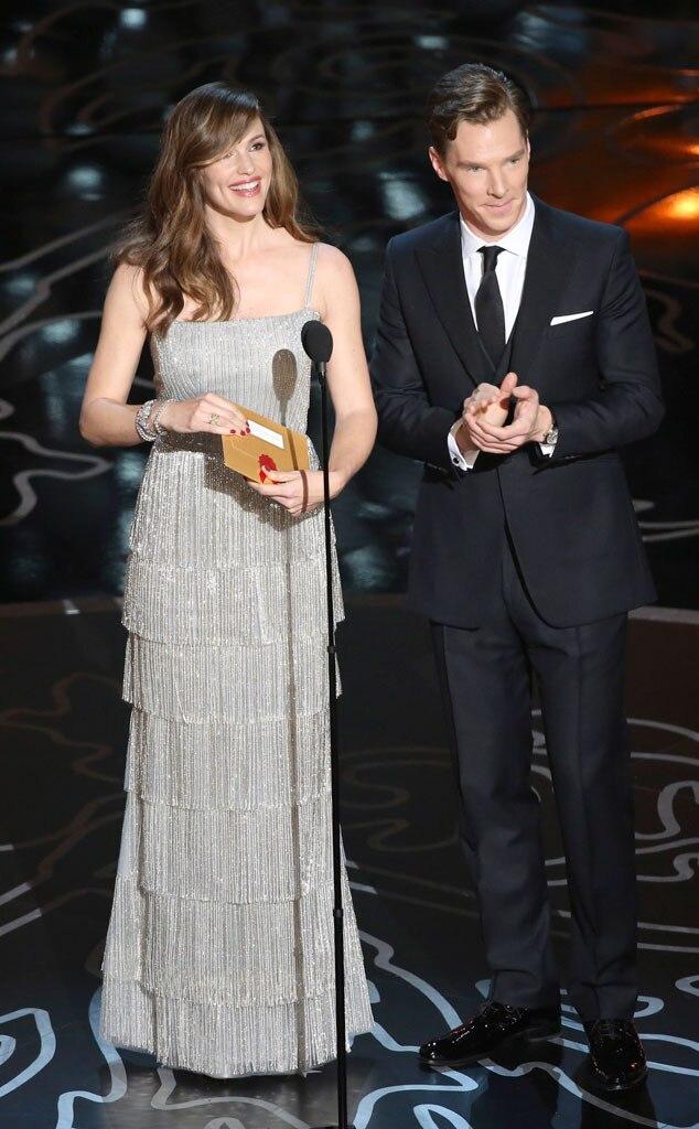 Jennifer Garner, Benedict Cumberbatch, Oscars Presenters