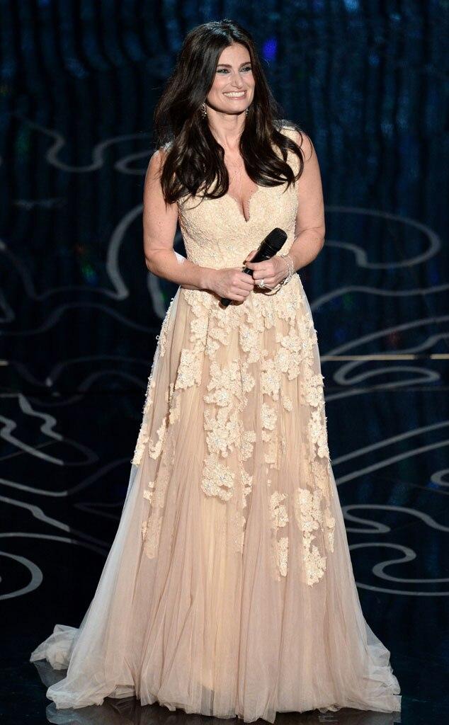Idina Menzel, Oscars Show