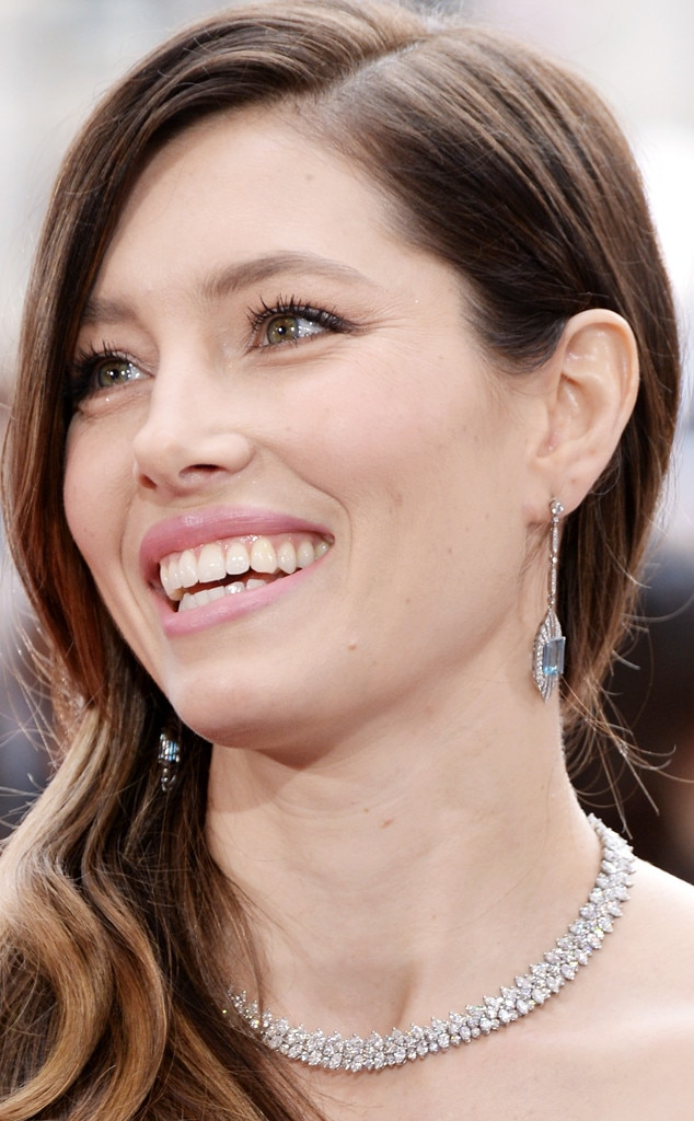 Jessica Biel, Best Accessories, Oscars