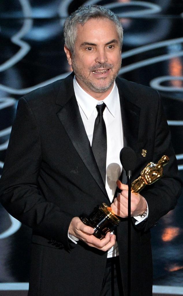 Alfonso Cuaron, Oscars Winners
