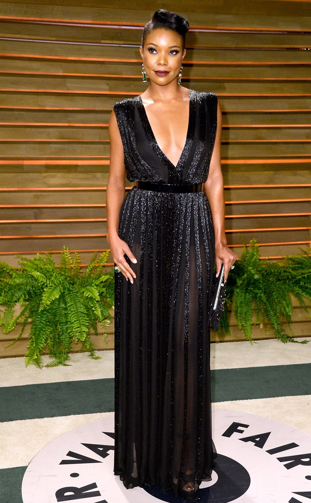 Gabrielle Union, Vanity Fair Oscar Party