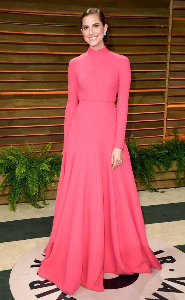 Allison Williams, Vanity Fair Oscar Party