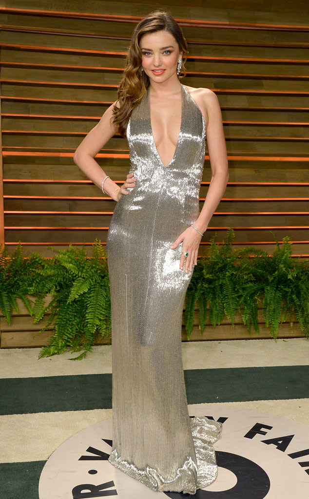 Miranda Kerr, Vanity Fair Oscar Party