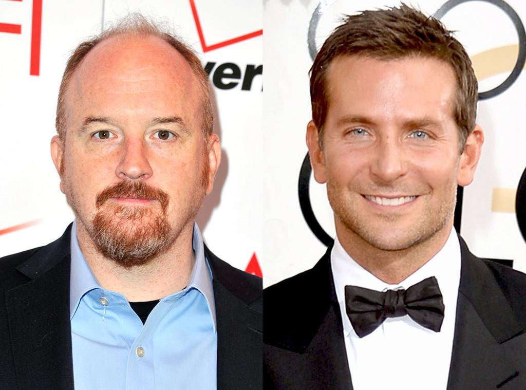 Louis C.K., Bradley Cooper