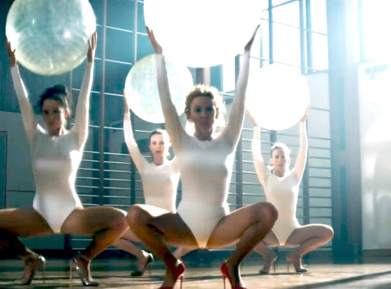 Kylie Minogue, Sexercize Video