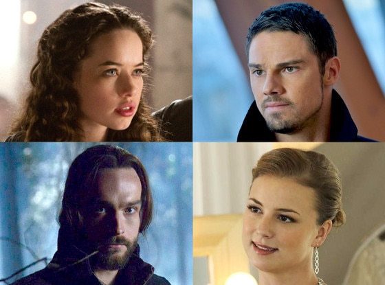 Tom Mison, Sleepy Hollow, Anna Popplewell, Reign, Emily Vancamp, Revenge, Jay Ryan, Beauty and the Beast