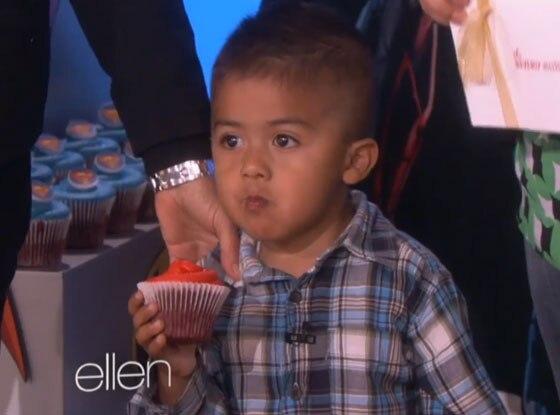 Cupcake Kid