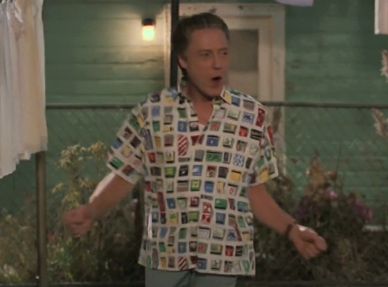 Christopher Walken, Dancing
