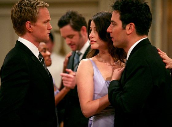 HIMYM, How I Met Your Mother
