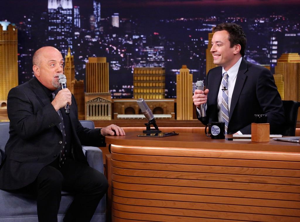 Billy Joel, Jimmy Fallon