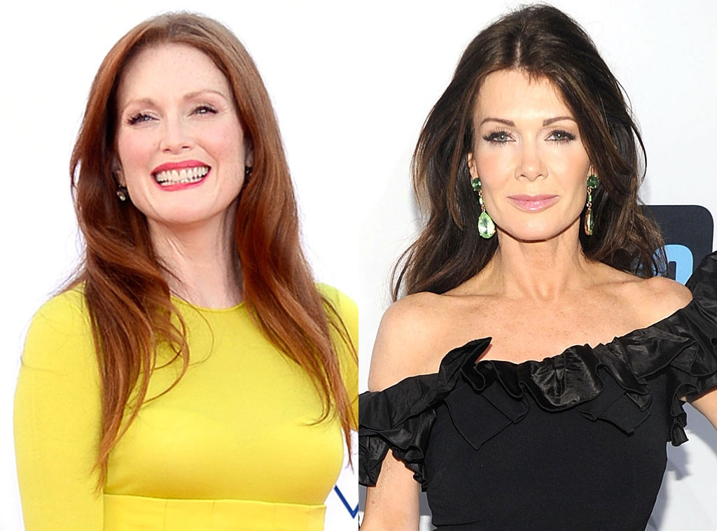 Julianne Moore, Lisa Vanderpump
