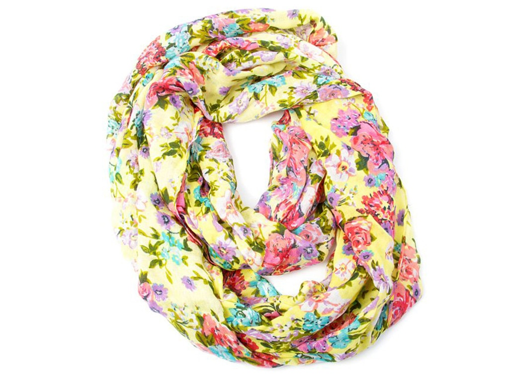 Spring Florals, Claire's Scarf