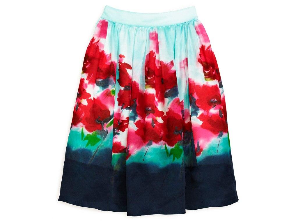 Spring Florals, Kate Spade Skirt