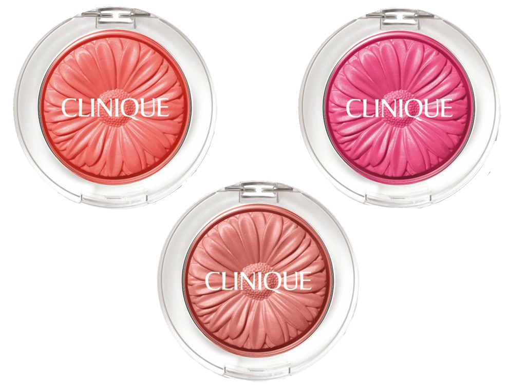 Spring Florals, Clinique Cheek Pops