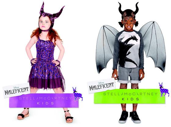 Stella McCartney for Maleficent Costumes