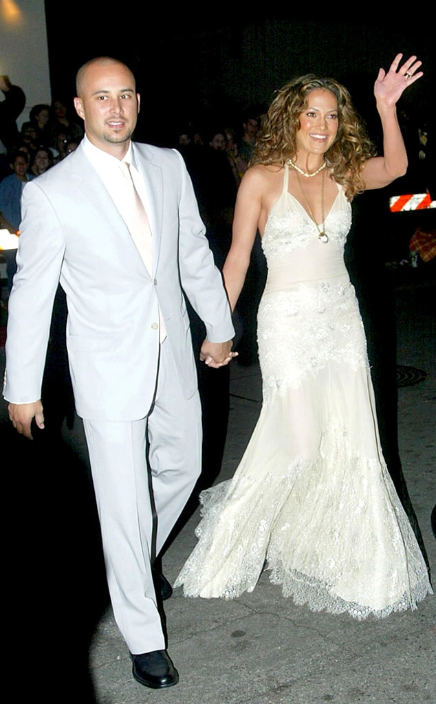 Jennifer Lopez, Cris Judd, Divorce