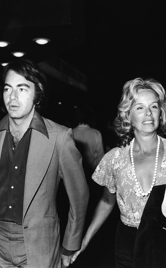 Neil Diamond, Marcia Murphey, Divorce