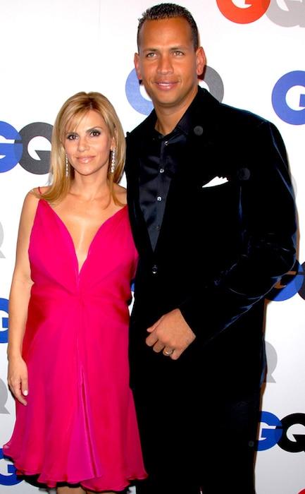 Alex Rodriguez, Cynthia Scurtis, Divorce