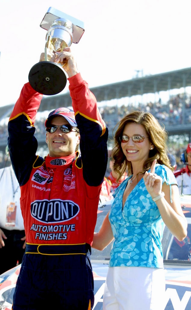 Jeff Gordon, Brooke Sealey, Divorce
