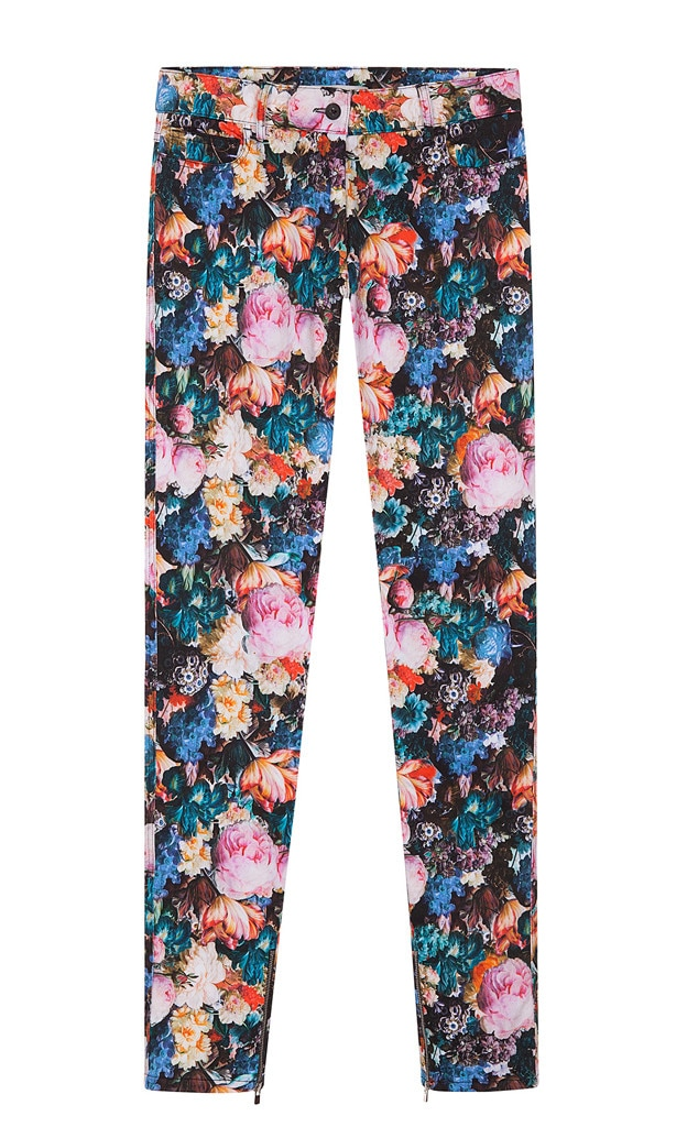 Spring Florals, Sandro Pants