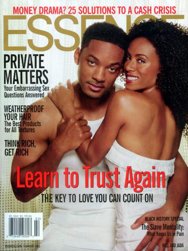 Essence, Will Smith, Jada Pinkett Smith