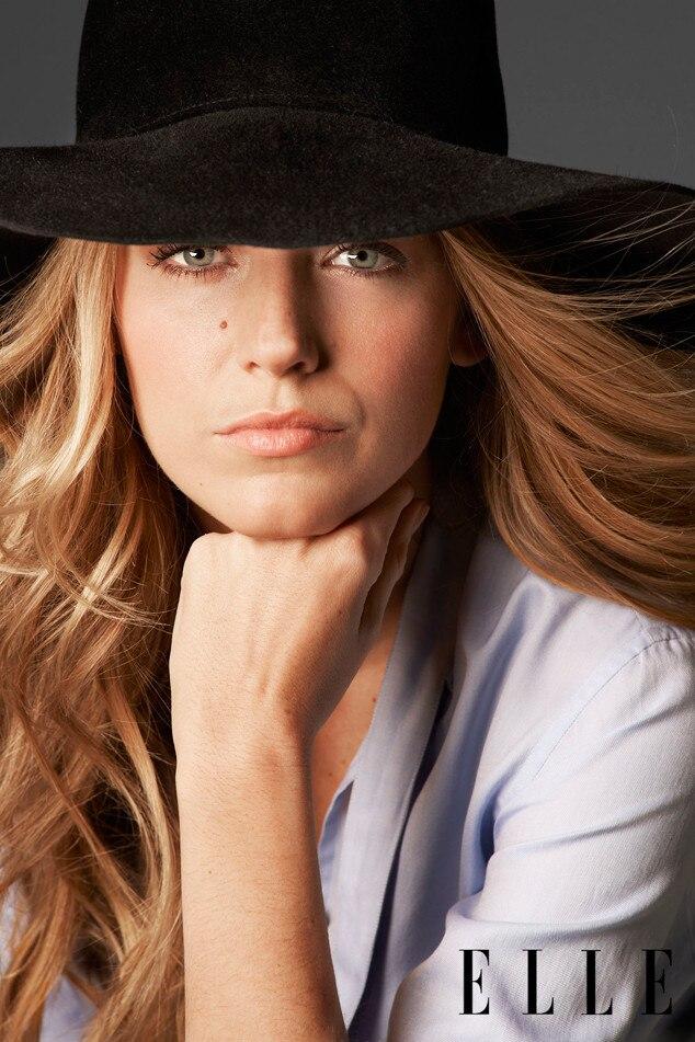 Blake Lively, Elle Magazine