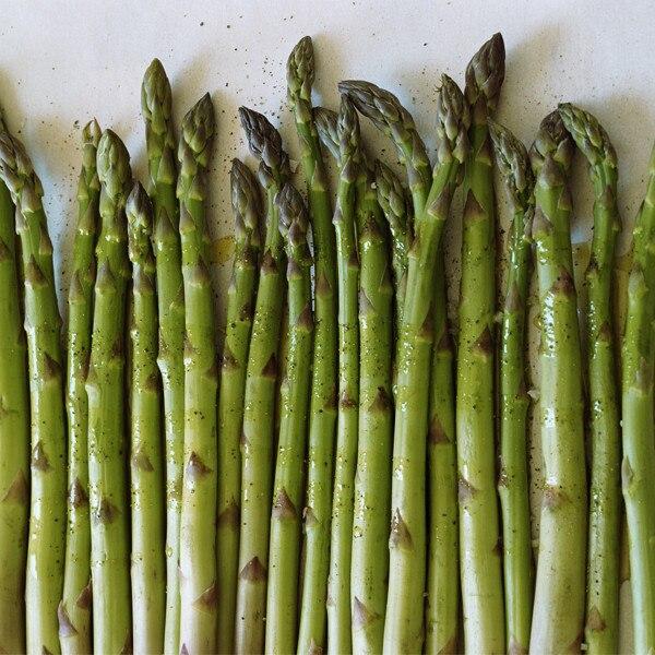Spring Foods, Asparagus