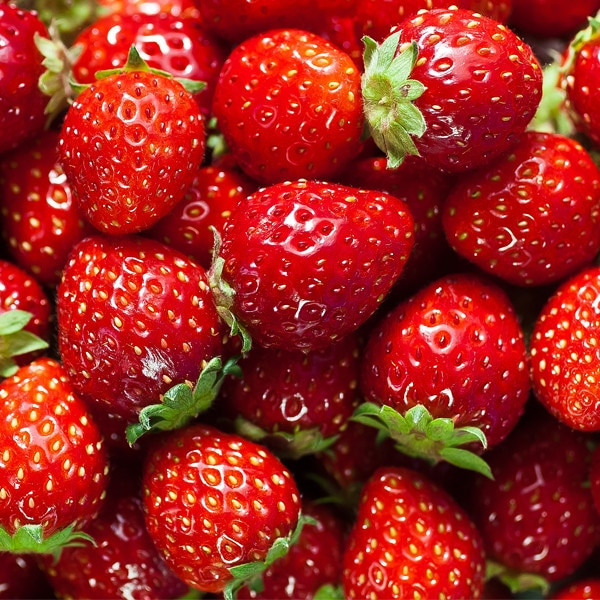 Spring Foods, Strawberries