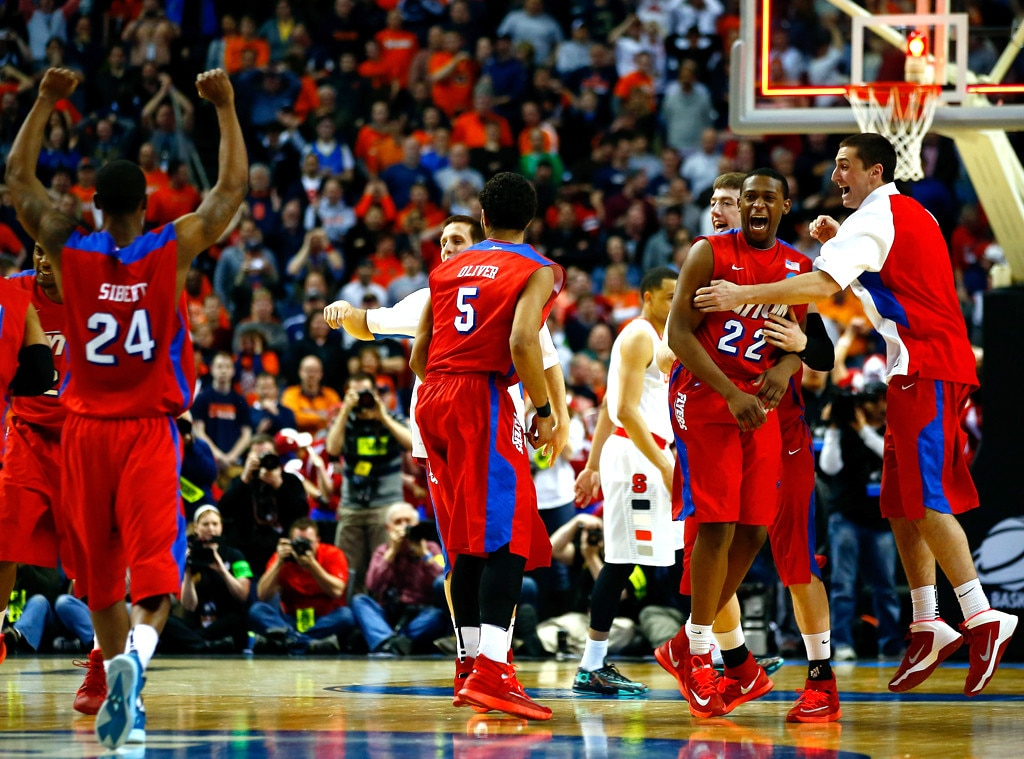 Dayton Flyers, Syracuse Orange