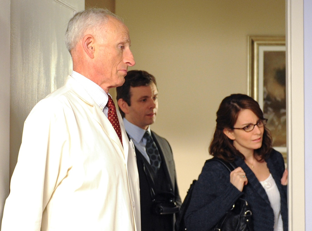 James Rebhorn, Michael Sheen, Tina Fey