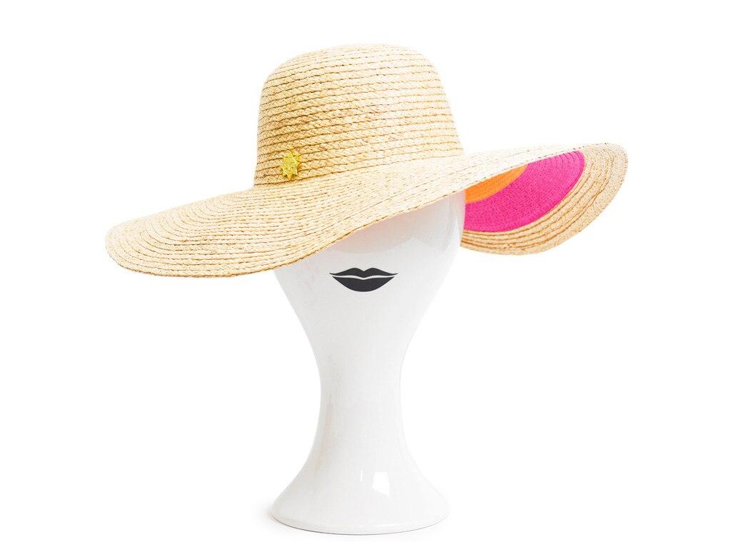 Spring Break Essentials, Jonathan Adler Straw Hat