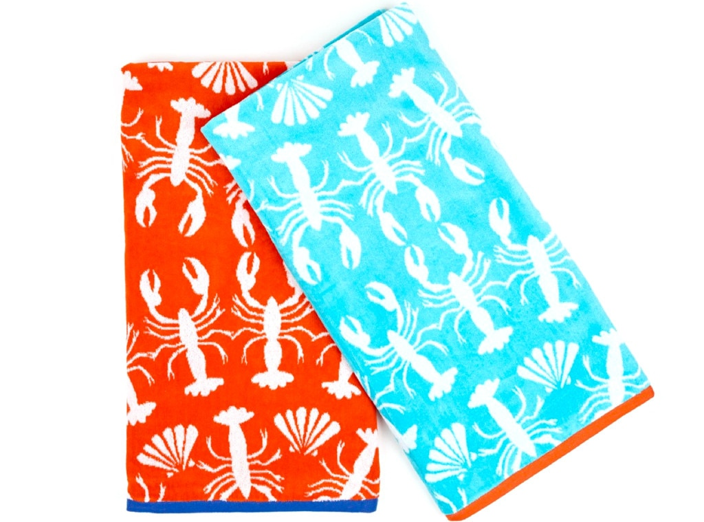 Spring Break Essentials, Echo Design Beach Towel