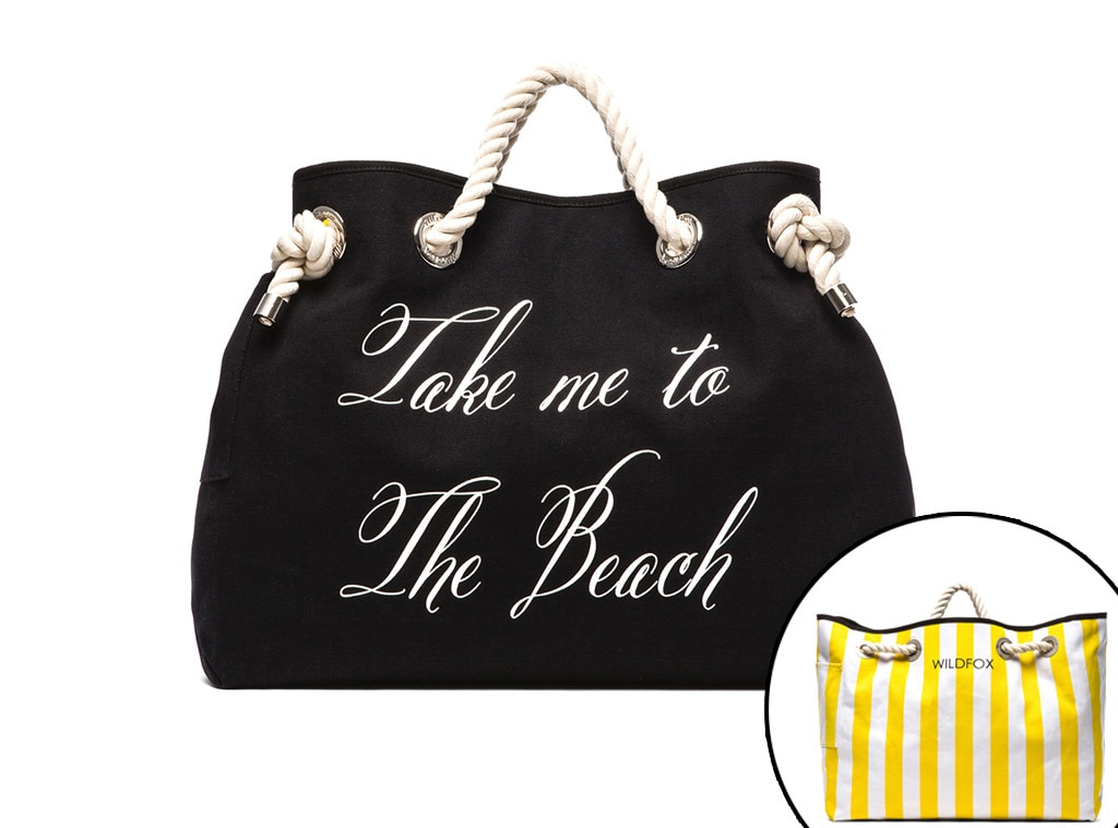Spring Break Essentials, Wildfox Beach Bag