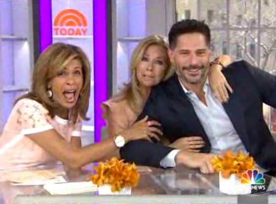 Today Show, Joe Manganiello