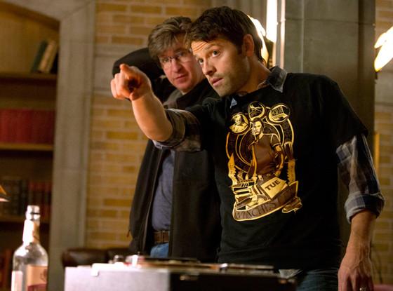 Supernatural, Misha Collins