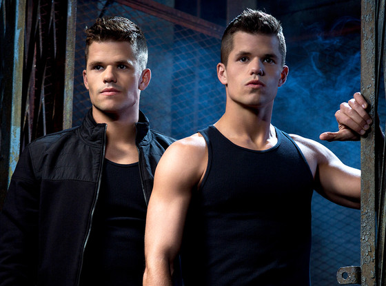 Teen Wolf, Max Carver, Charlie Carver