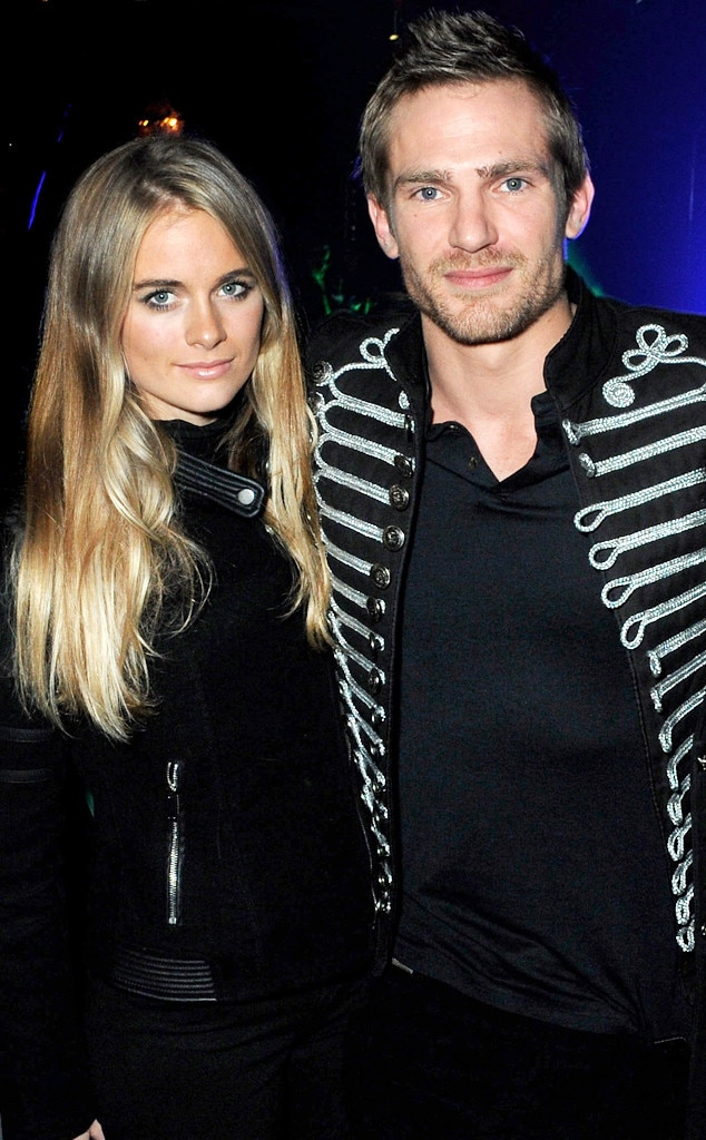 Cressida Bonas, Jacobi Anstruther-Gough-Calthorpe