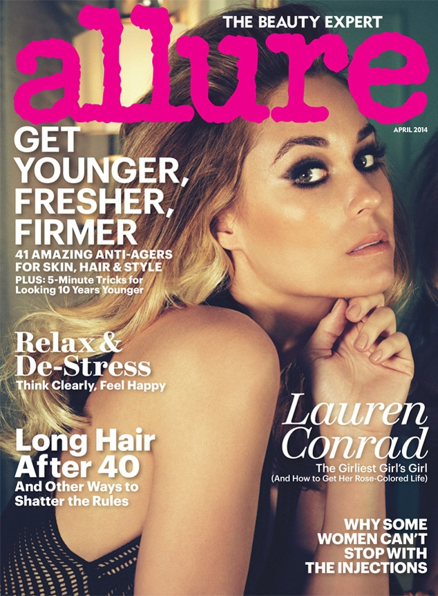 Embargoed until 3/25, Lauren Conrad, Allure