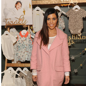 Kourtney Kardashian Talks New Kardashian Kids Line, Favorite Spring Trends and More