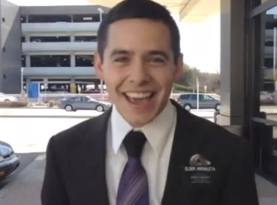 david archuleta - numb lyrics