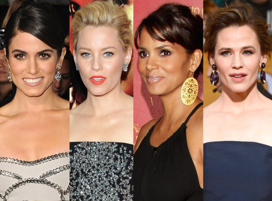 Fiona Stiles, Halle Berry, Jennifer Garner, Elizabeth Banks, Nikki Reed