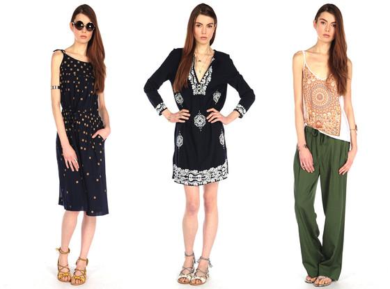 Nicole Richie fashion line