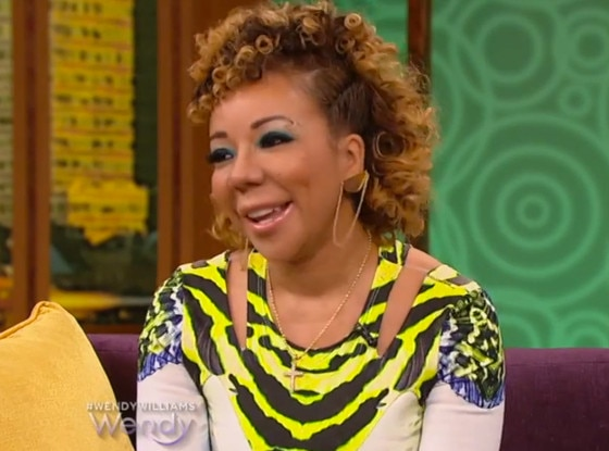 Tiny, The Wendy Williams Show