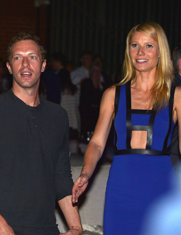 Chris Martin, Gwyneth Paltrow