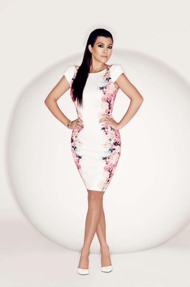 Kourtney Kardashian, Redbook