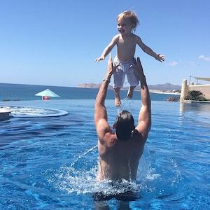 Giuliana & Bill Family Vacation Pics